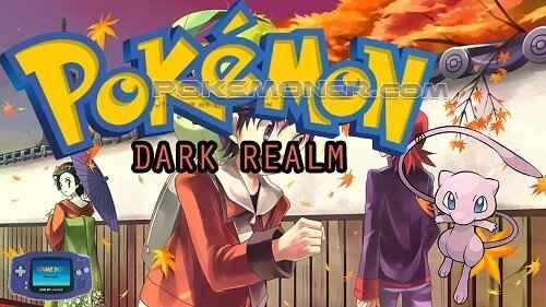 Jogar Pokemon Dark Realm Gratis Online