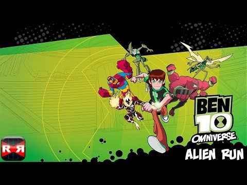 Jogar Ben 10 Omniverse: Alien Run Gratis Online