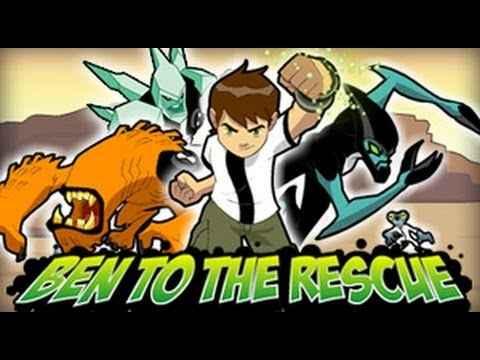 Play Ben 10 Omniverse: Ben to the Rescue
