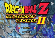 Dragon Ball Z Legacy of Goku 2