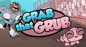 Teen Titans – Grab That Grub