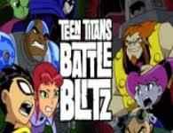 Adolescente Titans Batalha Blitz
