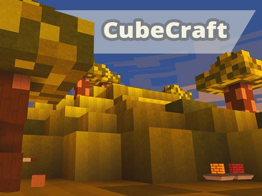 Jogar KOGAMA CubeCraft Gratis Online