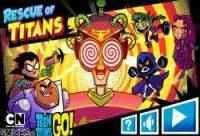 Teen Titans Go: Salve os Titãs