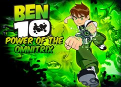 Jogar Ben 10: Power of the Omnitrix Gratis Online