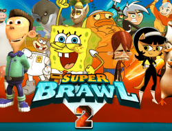 Sponge Bob: Super Brawl 2
