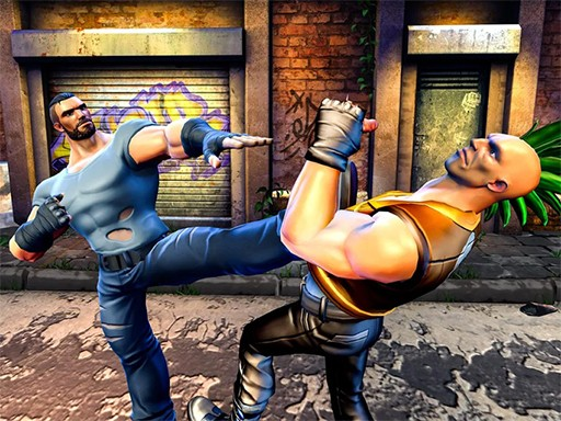 Play STREET FIGHTER MADNESS