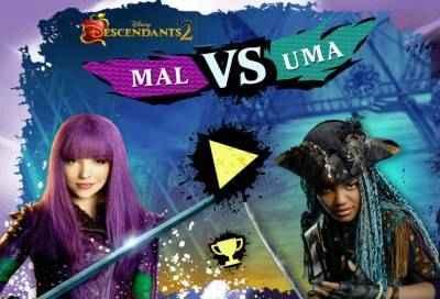Descendentes 2: Mal vs Uma