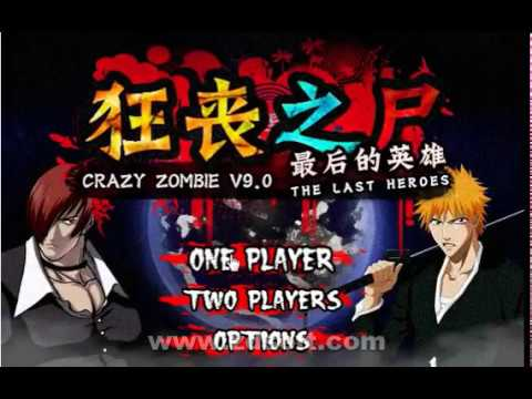 Play Crazy Zombie 9: The Last Heroes