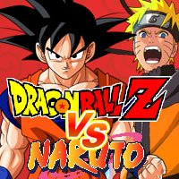 Dragon Ball Z VS Naruto CR: Vegeta