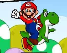 Jogar Mario & Yoshi Adventure 2 Gratis Online