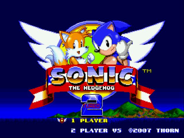 Sonic 2 Turbo