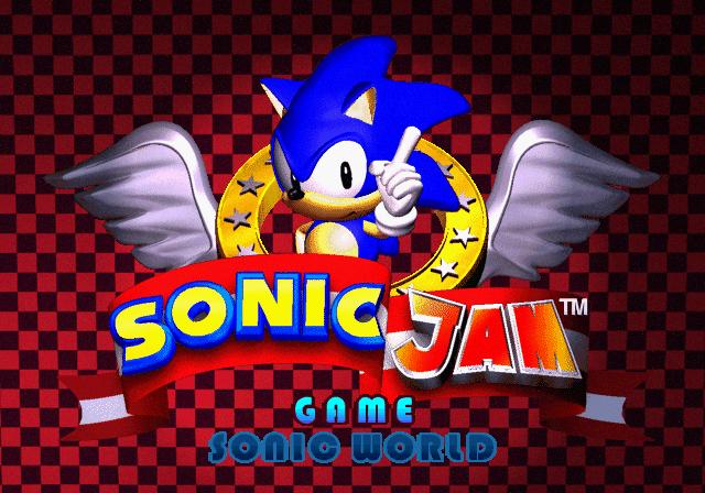 Sonic Jam  SS Game Rom