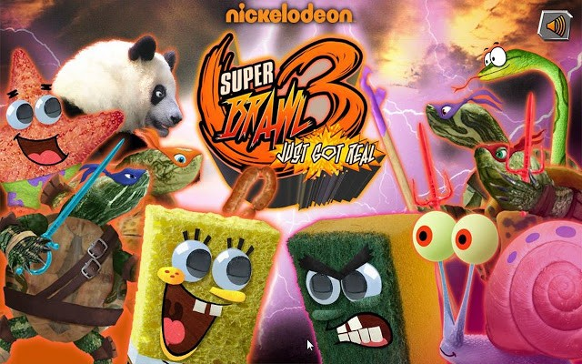 Sponge Bob: Super Brawl 3