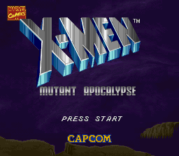X-Men – Mutant Apocalypse