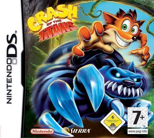 Crash of the Titans – NDS