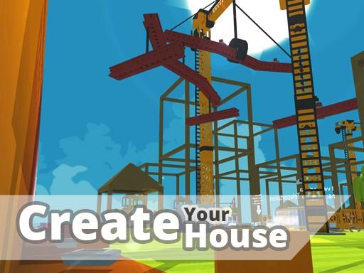 Jogar KOGAMA CreateYourHouse Gratis Online