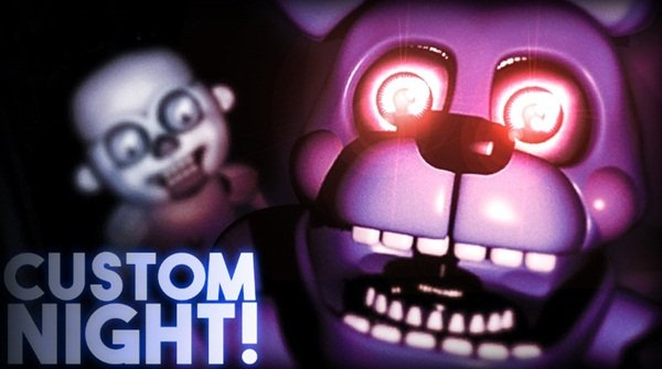FNAF: Sister Location Custom Night