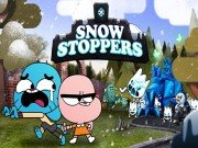 GUMBALL: SNOW STOPPERS