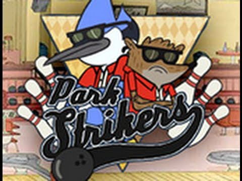 Regular Show Park Strikers