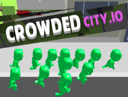 Crowded City.io