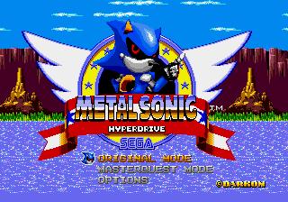 Metal Sonic Hyperdrive (2013)
