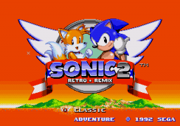 Sonic 2 – Retro Remix