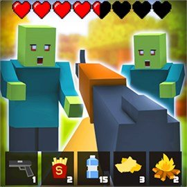 Survival Craft 3D – Pixel Gun