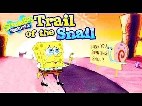 Jogar SpongeBob Squarepants: Trail of the Snail Gratis Online