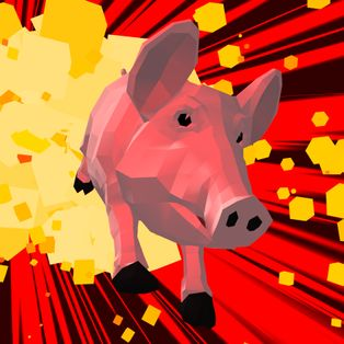 Crazy Pig Simulator