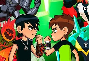 World Rescue – Ben 10