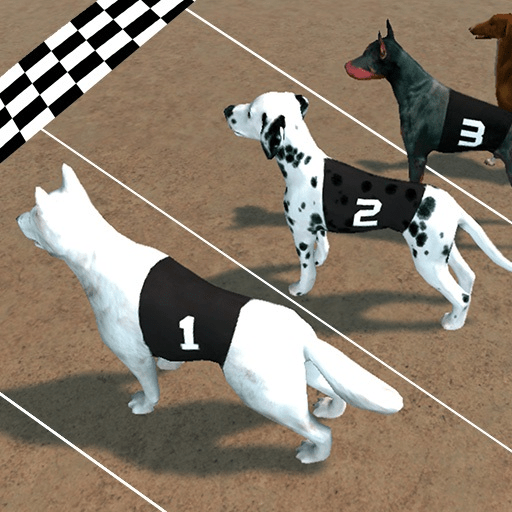 Crazy Dog Race
