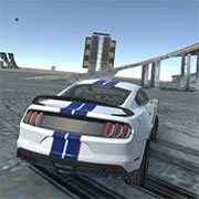 Jogar Crazy Stunt Cars Multiplayer Gratis Online