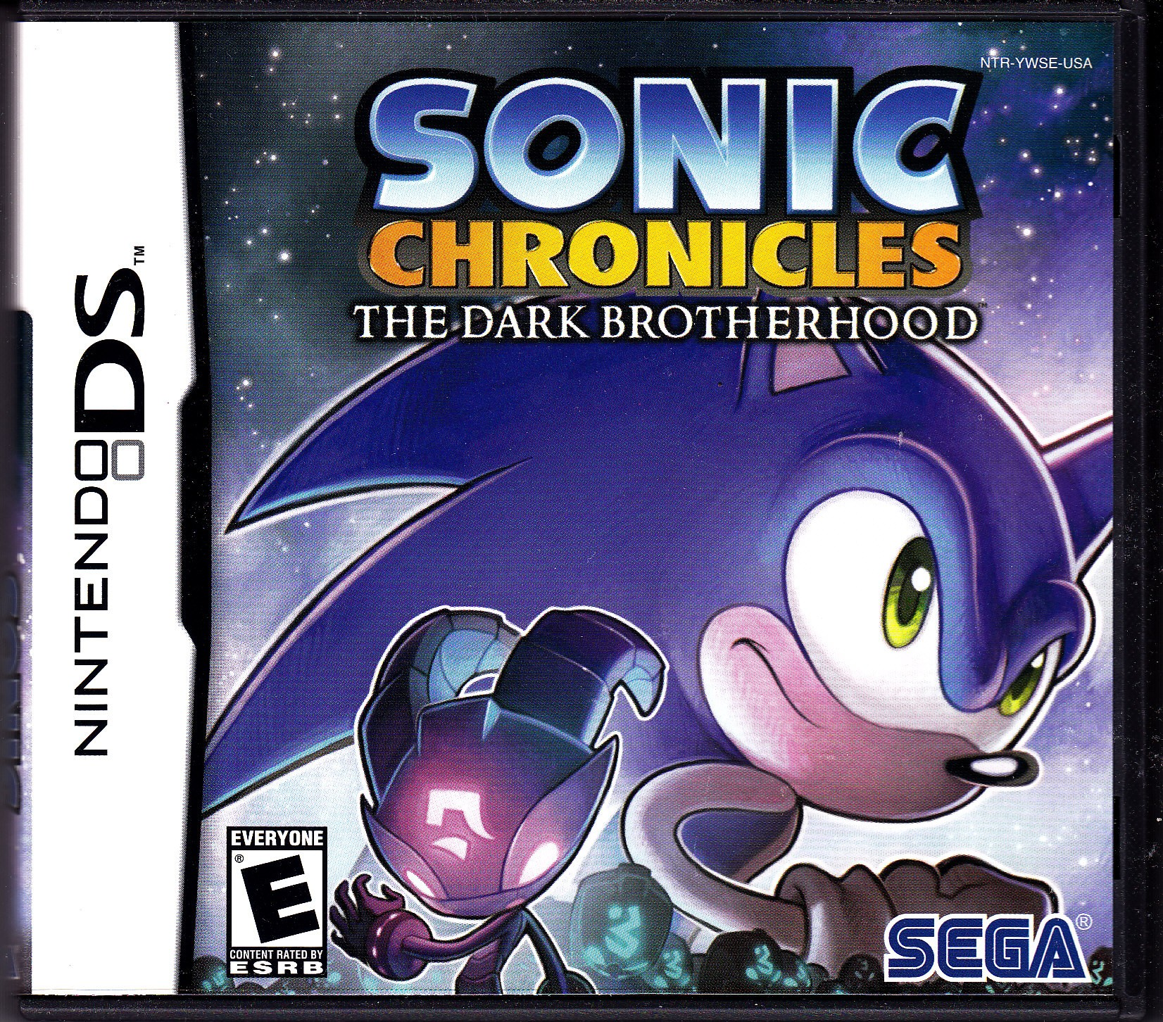 Sonic Chronicles – The Dark Brotherhood