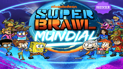 SUPER BRAWL MUNDIAL