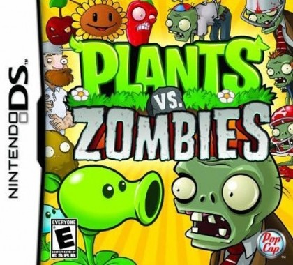 Plants vs. Zombies (USA) DS