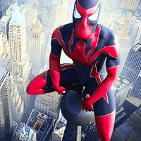 Jogar Amazing Rope Hero Gratis Online