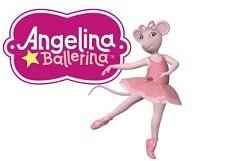 Jogar Angelina Ballerina Puzzle Gratis Online