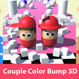 Color Couple Bump 3D