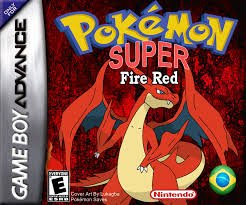 Pokemon Super Fire Red (GBA)