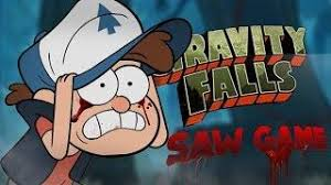 Gravity Falls Saw Game