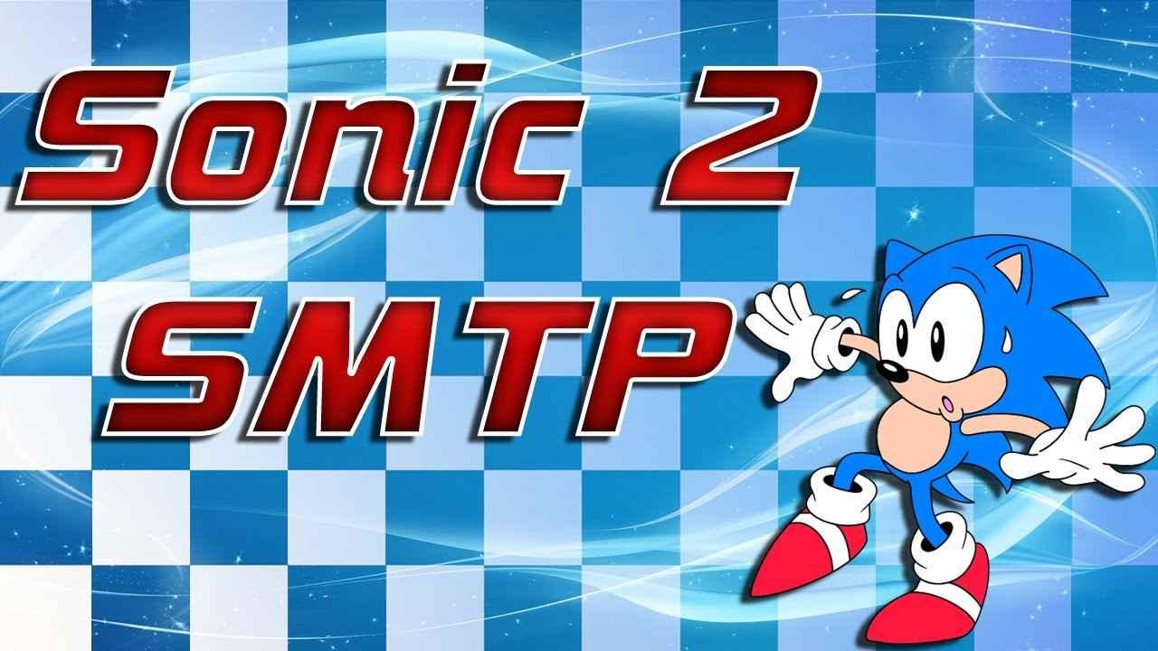 Sonic 2 SMTP