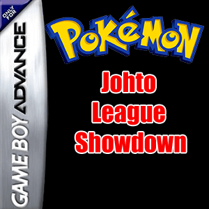 Pokemon Johto League Showdown (GBA)