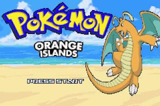 Play Pokemon Orange Islands