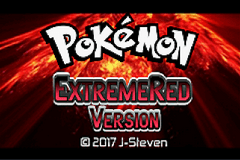 Pokemon Extreme Red (GBA)