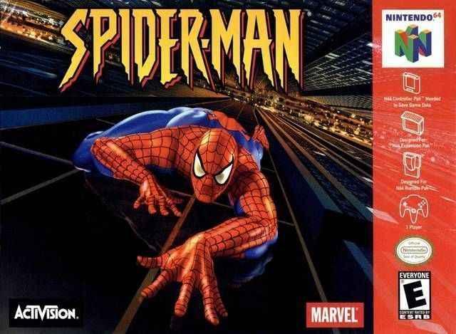 Spider-Man ( N64 )