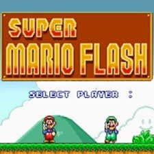 Super Mario Flash v3 Hacked