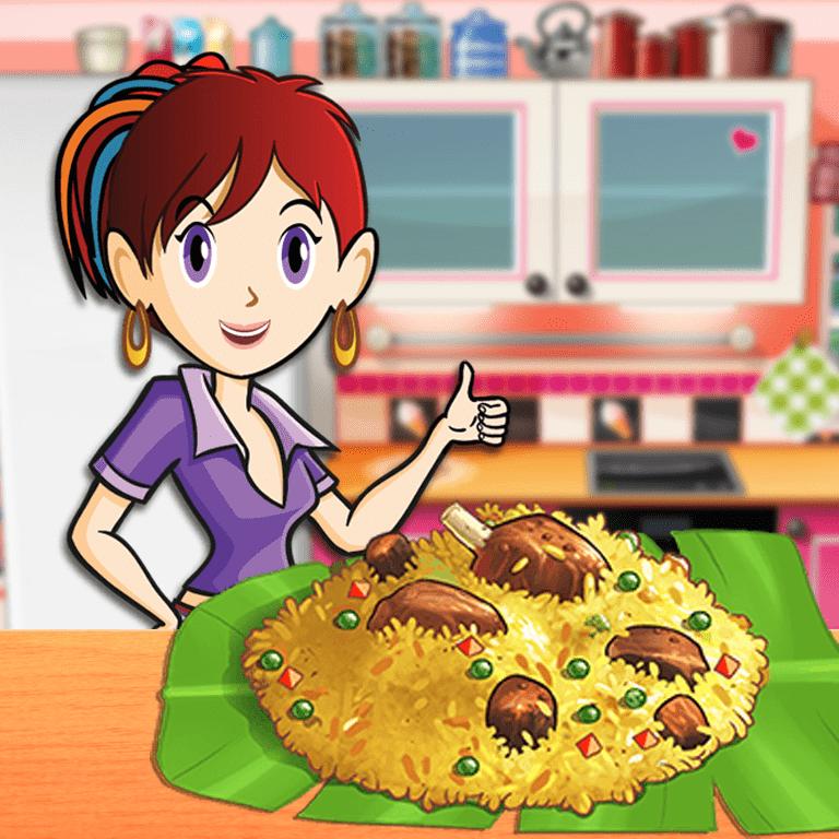 Sara's Cooking Class: Mutton Biryani