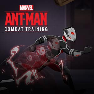 Ant-man Combat Training