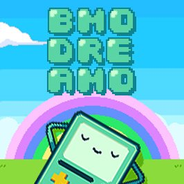 Adventure Time: BMO Dreamo